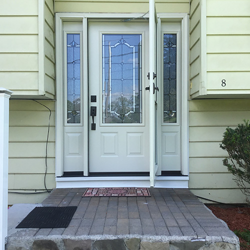 High Quality Entry Door