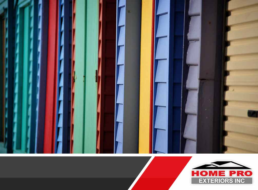 Picking a Great New Siding Color For Your Home