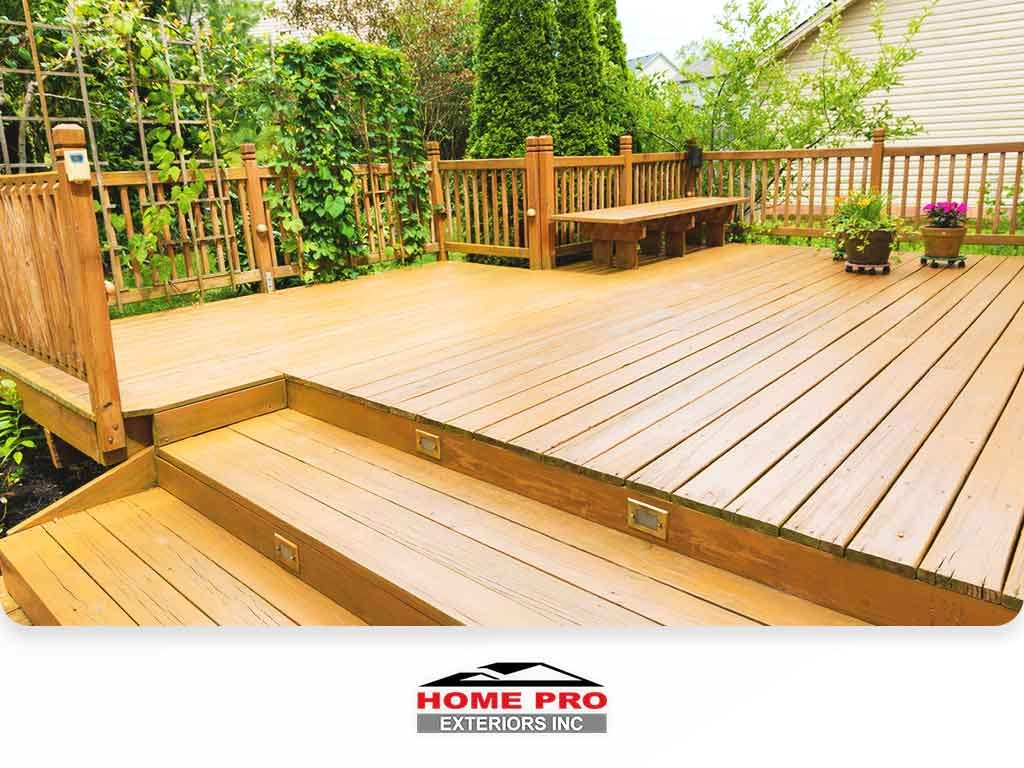 When to Repair or Replace Your Deck