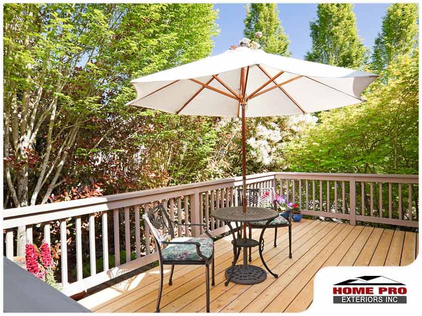 Tips on Decorating Your Deck for Summer